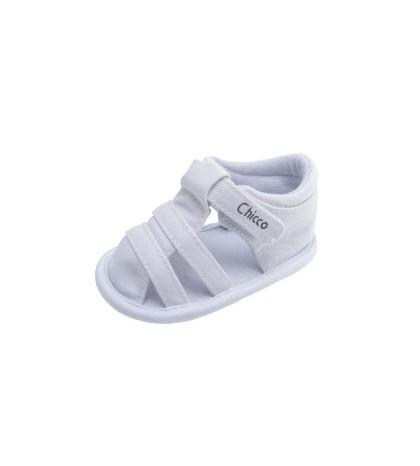 Sandalia blanco niño