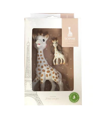 Happy mama Sophie la girafe