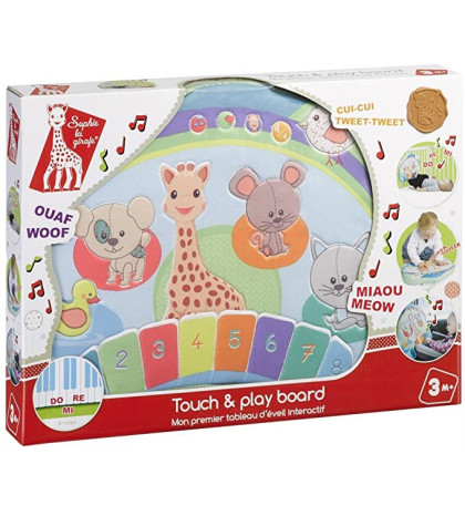 Touch & play board