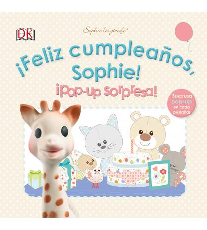 Feliz cumpleaños Sophie. Pop up sorpresa