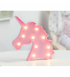 Lámpara Unicornio LED
