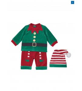 Conjunto navideño niño